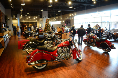New Dealership Opens In Albuquerque Indian Motorcycle